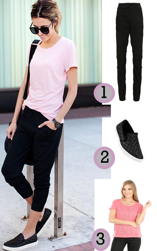 Dica: 3 formas de usar calça jogger no cotidiano
