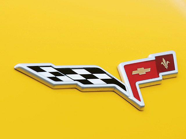 Zsolt Istvan Corvette Logo Wallpaper