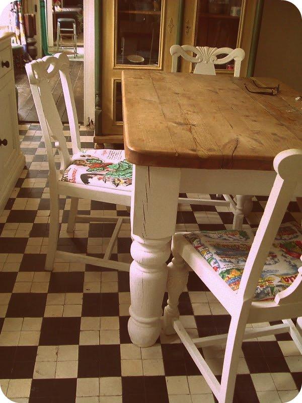 Vintage Oak Kitchen Dish Cabinet