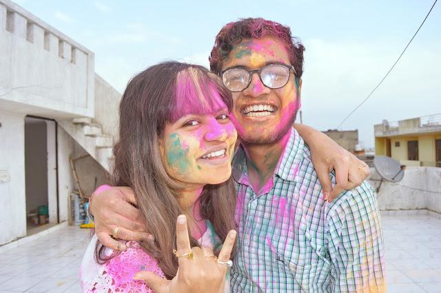 holi festival hindus