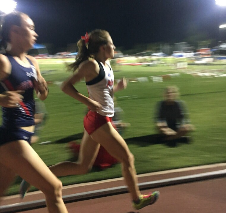 Bryan Clay Invitational Women S 5k Result