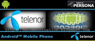 Telenor to launch Andriod™ Mobile Phones