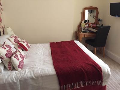 The Wilton Hotel Llandudno room