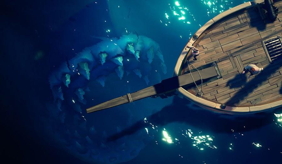 sea of thieves megalodon shark