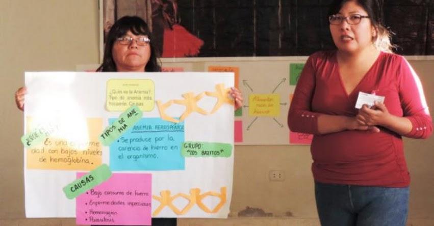 QALI WARMA: Programa social capacita a 127 Comités de Alimentación Escolar para combatir la anemia en Moquegua - www.qaliwarma.gob.pe