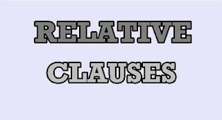 Pengertian Relative Clause Dan Penjelasannya Pengertian Relative Clause dan Penjelasannya dalam Bahasa Inggris