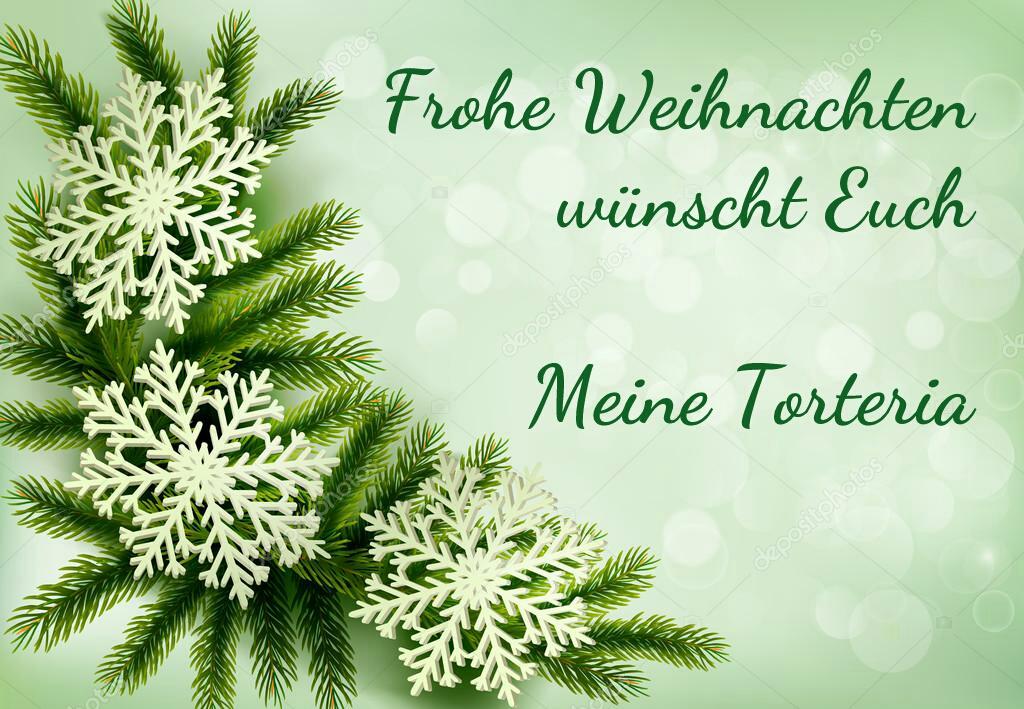 Frohe Weihnachten Plattdeutsch.Frohe Weihnachten Und Einen Guten Rutsch Ins Neue Jahr