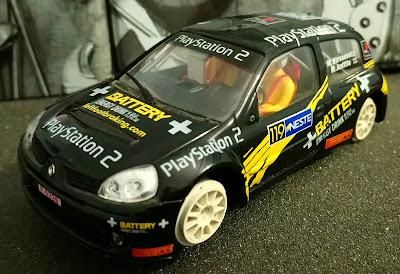 Renault Clio Ninco slot