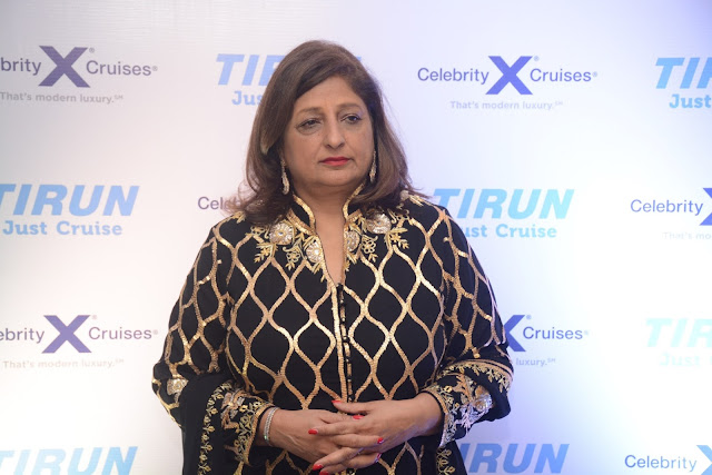 Mrs. Ratna Chadha, Chief Executive, TIRUN