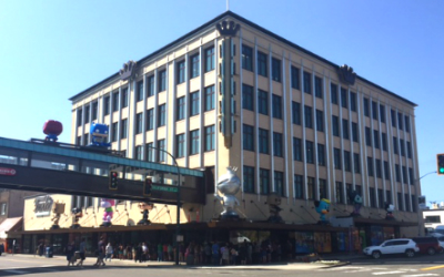 Funko headquarters in Everett, Washington