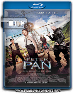 Peter Pan Torrent - BluRay Rip 720p | 1080p Dual Áudio 5.1