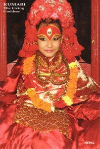 ネパールの生きた神様クマリとは?