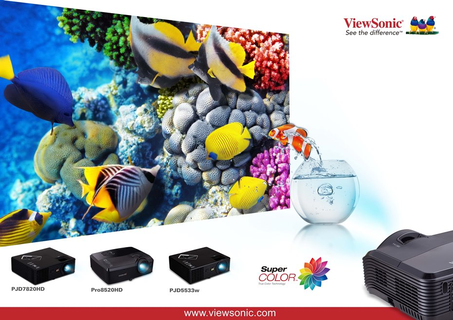 ViewSonic SuperColor Technology