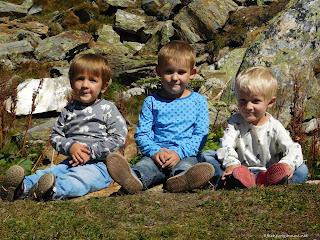Kinder in Smafolk