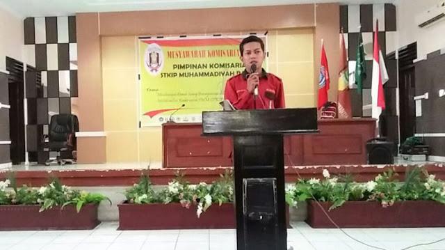 Ketua Umum DPD IMM Sulsel Bangkitkan Semangat Kader IMM Palopo
