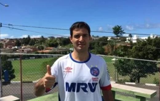 Bahia anuncia Diego Cerri como gerente de futebol do clube