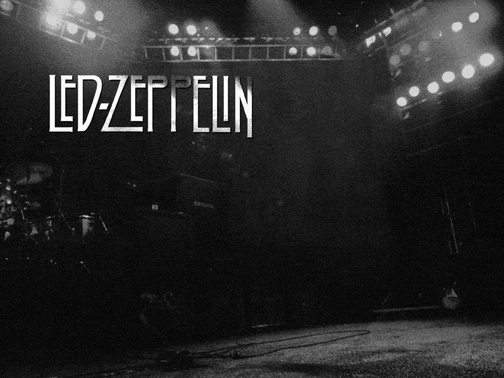 Metalpaper Wallpapers Led Zeppelin