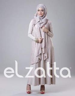 Koleksi Baju Muslim Elzatta Model Terpopuler