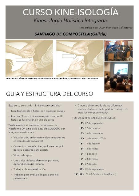 Cursos en Santiago de Compostela (Galicia)