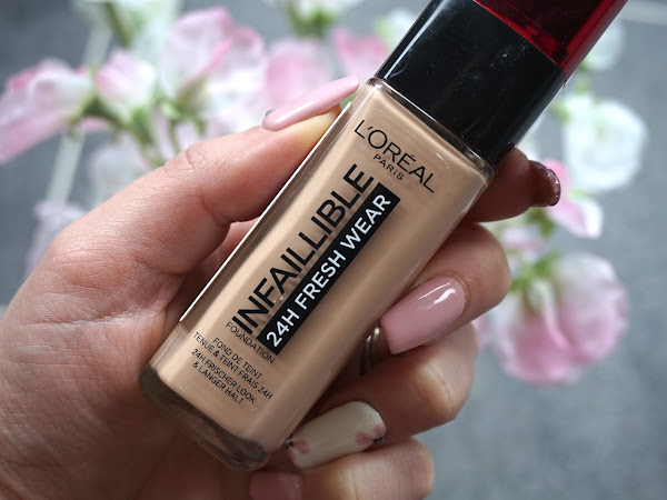 L'Oreal Infaillible | Foundation Review