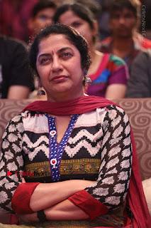 Suhasini Maniratnam Stills in Salwar Kameez at Cheliyaa Telugu Movie Audio Launch Event  0004.JPG