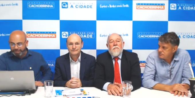 Miki anuncia a terceira antecipação consecutiva do salário do funcionalismo