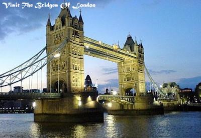 Visit The Bridges Of London