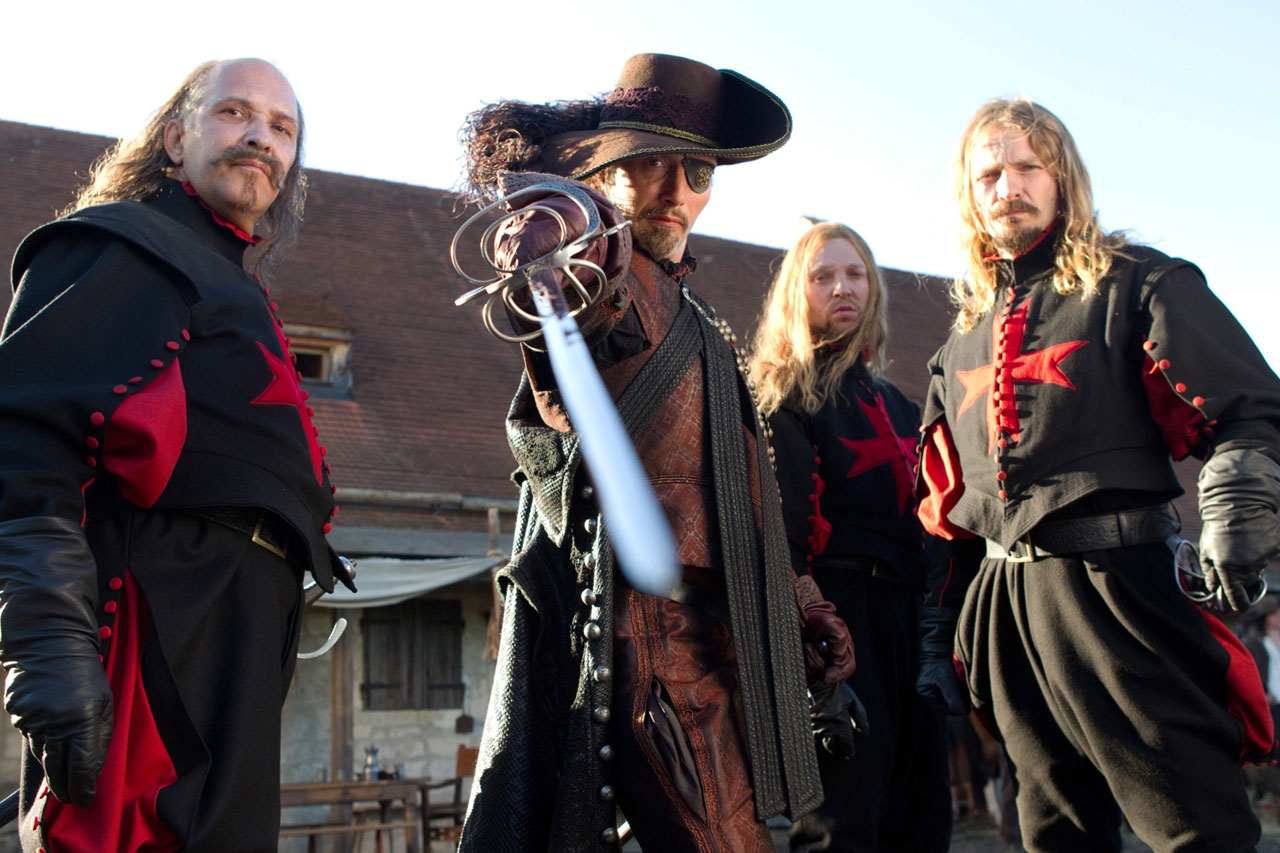 The costumes look absolutely amazing and the locations are spot on. Especially the palaces are total eye candy and its been ...  sc 1 st  Criticu0027s blog & Review: The three musketeers - All for fun! | Criticu0027s blog