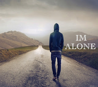 i am alone sad whatsapp dp and profile pic