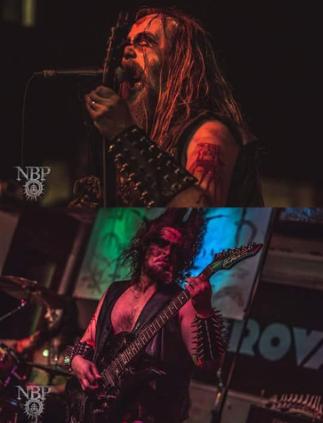 Metal Bulletin Zine: Black metal bands Hellgoat and Vimur