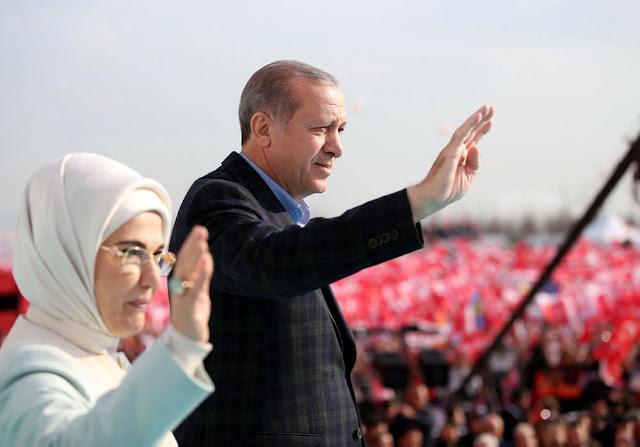 Palestina Sampaikan Ucapan Selamat Atas Kemenangan Erdogan