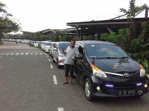 Kopdar Velozity, Mengunjungi Member Velozity di Tangerang