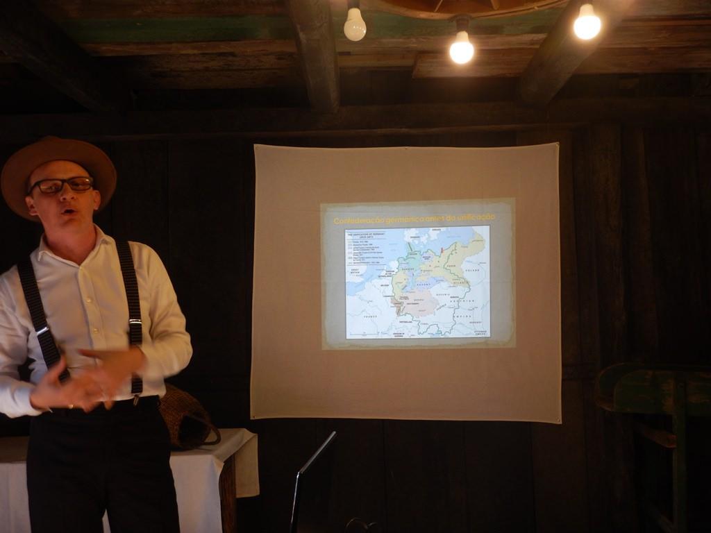 Tour Cultural na Rota do Imigrante em Pomerode