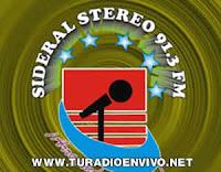 RADIO SIDERAL STEREO CARAZ