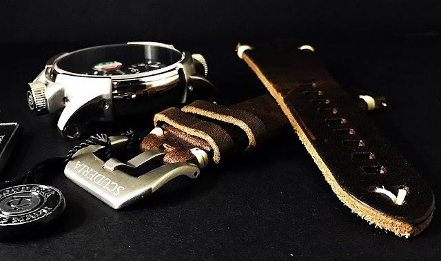 大阪 梅田 ハービスプラザ WATCH 腕時計 ウォッチ ベルト 直営 公式 CT SCUDERIA CTスクーデリア Cafe Racer カフェレーサー Triumph トライアンフ Norton ノートン フェラーリ 2TEMPI デュエテンピ CS40304N
