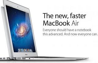Apple Macbook Air Price in India : 11 inch, 13 inch Macbook Air Cost