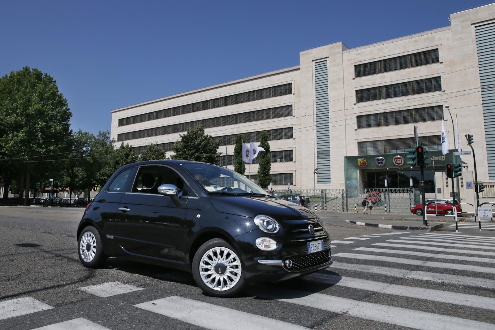 150714 Fiat Nuova 500 12 Η άφιξη του νέου Fiat 500 είναι γεγονός