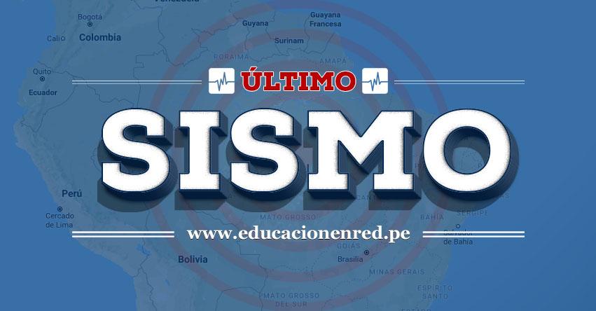 TERREMOTO: Potente sismo de magnitud 7.1 afecta a países de Brasil, Bolivia, Perú y Chile