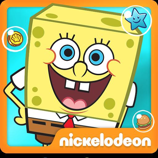 تحميل لعبه SpongeBob Moves In مهكره اخر اصدار