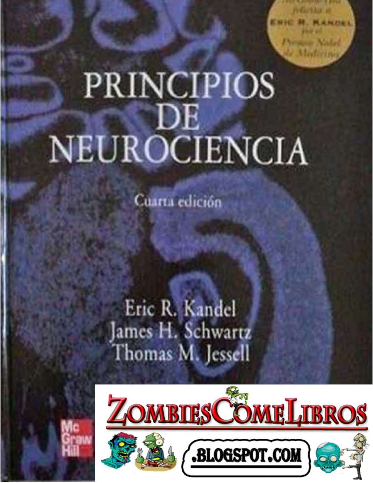 Descargar Libros Kelly Dreams Libro Principios De Neurociencia Eric Kandel