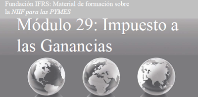 Impuesto a las Ganancias + Casos Prácticos (NIIF en PDF)