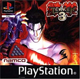 Free Download Game PS 1 Tekken 3 Iso High Compressed