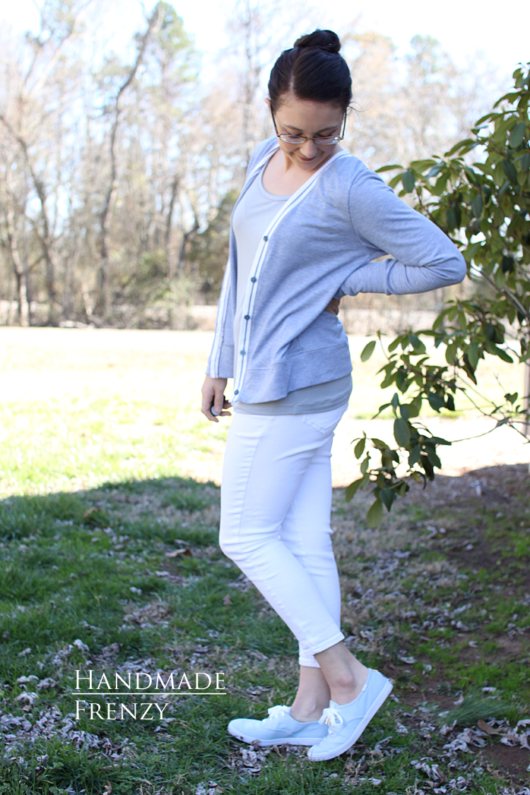 Phinney Ridge Cardigan // Sewing For Women