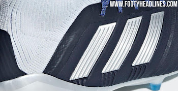 28ced456e Unique Navy   Off-White Adidas Predator 18 2018-2019 Women s Boots Leaked