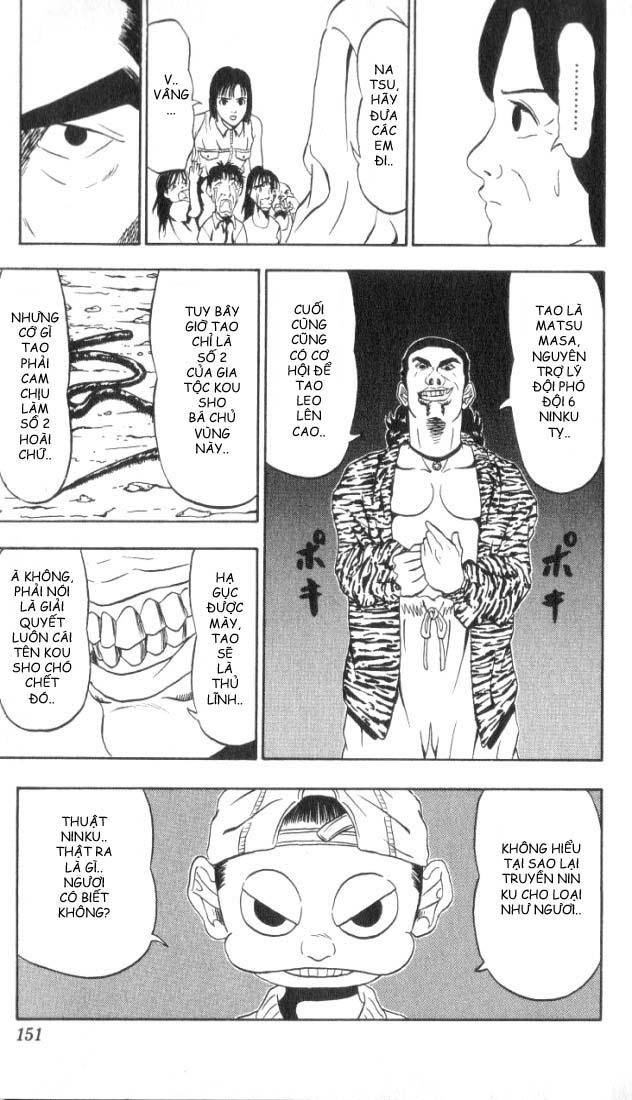 NINKU vol 6 trang 7