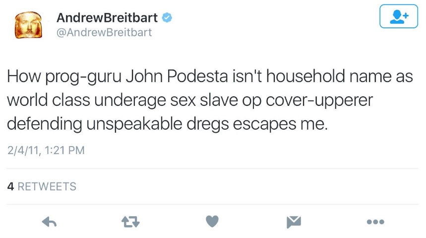 The Big Wobble: 5 year old quote brings Andrew Breitbart