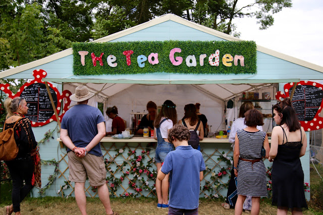 The Tea Garden, womad