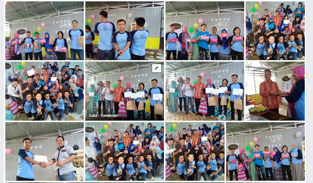 Milad Pertama Blogger Bengkulu (BoBe)