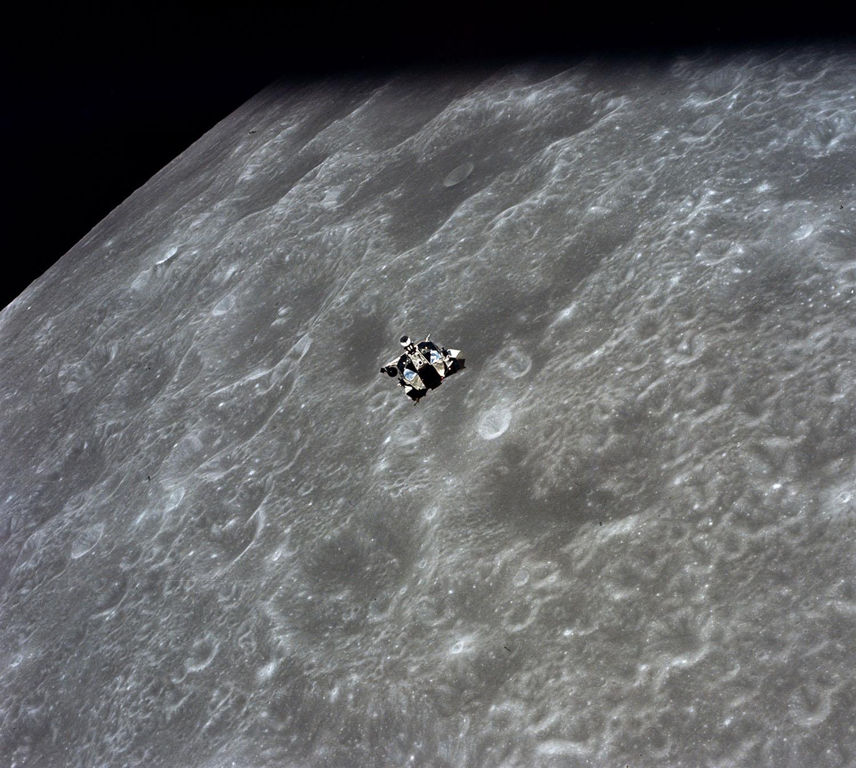 Аполло́н-16 Прилунение