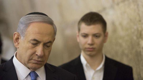 Audio del hijo del primer ministro delata corrupción en Israel